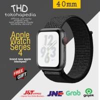 Apple Watch / iWatch NIKE Series 4 40mm Black Grey Loop Sport Band