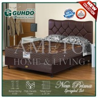Spring Bed Guhdo 180x200 New Prima BS Atlantic HB Lavela Full Set