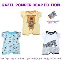 Kazel Romper Bear Edition