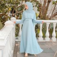 sisi dress premium / baju kondangan / fashion wanita / fashion muslim