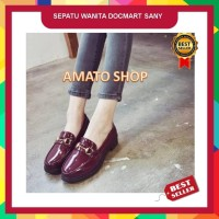 READY STOCK! - SEPATU FLAT SHOES WANITA DOCMART SANY