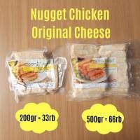 Nugget Sehat Essen Chicken Cheese Original No MSG 200gr