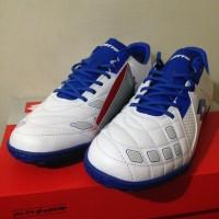 Paling Murah Sepatu Futsal Lotto Squadra In White Dawn Blue L01040012