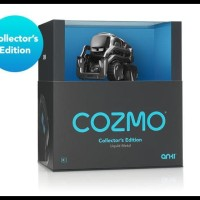 Lagi Trend Cozmo Anki Robot Metallic Collectors Edition Berkelas