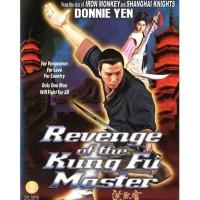 DVD Revenge Of The Kungfu Master (1994) = 3 DVD (AVI)