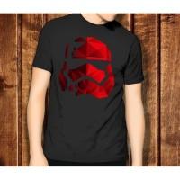 Kaos T-shirt Tshirt T Shirt Starwars Star Wars Stormtrooper Jedi 5