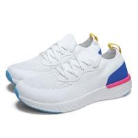 Sepatu Sneakers Bahan untuk Lari Sepatu tinggi Ins Nike Inspired