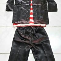 Baju adat Madura anak ukuran L