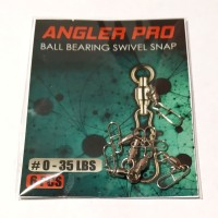 Ball Bearing Swivel Snap Lock No 0 Kili Kili