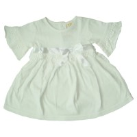 Baju Bayi Perempuan PLEU Dress Renda Anggur