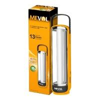Meval 16 LED Bright Emergency + 0.5W Senter LED - Putih