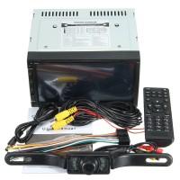 EMJ Headunit 2DIN 7Inch dengan DVD / USB / SD Player   Radio