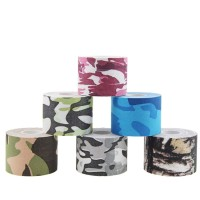CAMO Style KINESIOLOGY TAPPING 5cm x 5m KINESIO tape otot taping sport - GREEN