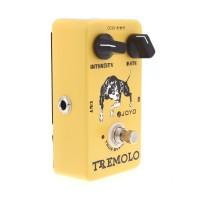 JOYO JF-09 Pedal Efek Gitar Elektrik Tremolo dengan True Bypass