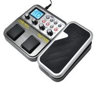 NUX MG-100 Pedal Efek Gitar Elektrik dengan Perekam Tuner Suara Drum