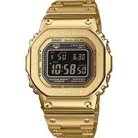 Casio G-Shock GMW-B5000GD-9 Gold IP Full-Metal Squares STN LCD