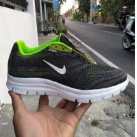 Obral+ Promo +Cuci Gudang+ Sepatu Sport +Nike Air Max+ Hitam Stabilo