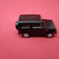 Aoshima Diecast Loose Suzuki Jimny SJ30 Black Hitam