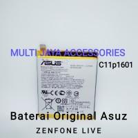 Baterai Original Asuz Zenfone Live /A007/Zb501 /KI/C11p1601 /Battery