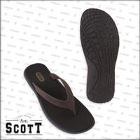 [Official] Sandal Camou Pria SCOTT Terra - Terra, 39