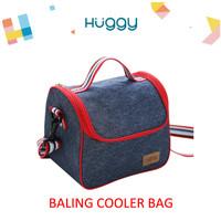 Cooler Bag Tas Penyimpan ASI dan Makanan Tas Bekal Thermal Bag Bayi