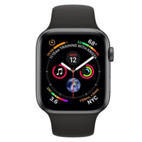 Apple Watch Series 4 Cell, 44 mm Black Sport Band - Original - 2nd