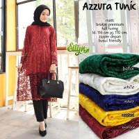 Baju Atasan Wanita Muslim Blouse/Tunik Azzura Ellyn