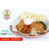 Nasi Pecel Bakoel Bledhek Ny Gie Surabaya