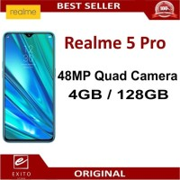 REALME 5 PRO RAM 4GB ROM 128GB GARANSI RESMI PRE ORDER