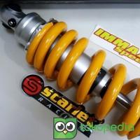 ArD - Scarlet Yamaha Scorpio Z 225 Shockbreaker Shock Absorber