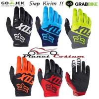New Model Sarung Tangan Motor Import Hand Gloves Trail Motocross Fox T