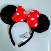 Bando Minnie Mouse Disneyland Hongkong Original