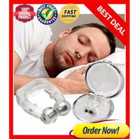 Alat Anti Dengkur Magnetic atau Ngorok Snore Stopper DIJAMIN ORI AMPUH