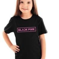 baju anak anak blackpink cotton combed 30s
