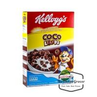 Kelloggs Coco Loops Cereal 170gr – Sereal Rasa Cokelat