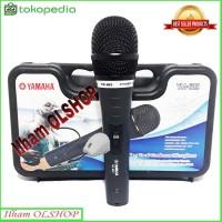 Yamaha YM-68S Microphone Vocal Profesional Mic Kabel Suara Mantap