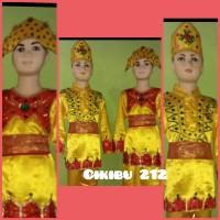 baju Gorontalo dewasa