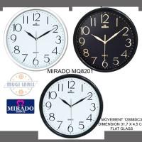 Jam Dinding MIRADO MQ-8201
