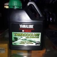 yamalube coolant 600mL . air radiator yamalube yamaha