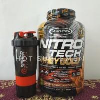 Muscletech Nitrotech Whey Gold 5.5 Lbs Nitro Tech Whey Gold Standard