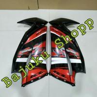 fairing body sayap ninja rr new orange special edition 2014 17 des