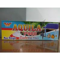 Aquila P900 3in1 top filter aquarium