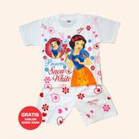 Baju Anak Perempuan Princess Snow White - XS