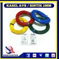 Kabel Bintik AVS 2mm - 100% ORIGINAL