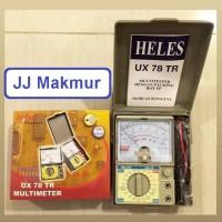 Multimeter Avometer Heles UX-78 - analog multi tester ux78 ux78tr