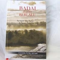 Buku Badai Pasti Berlalu @ChandraPutraNegara, Terlaris,ready!!