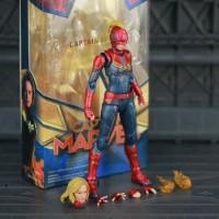 SHF Captain Marvel Avenger Infinity War Action Figure