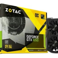 ZOTAC GeForce GTX 1050 OC 2GB DDR5