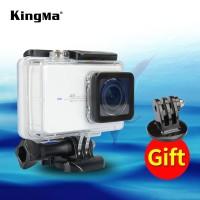 Original Waterproof Case KINGMA for Xiaomi Yi 4K / Ver.2 Action Camera