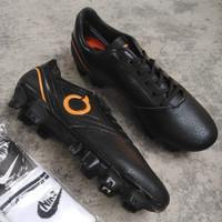 Sepatu Bola Ortuseight GENESIS FG - Black